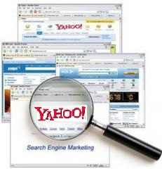 seo optimasi mesin pencari yahoo